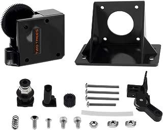 Usongshine Titan extruder Nema 17 Extruder Complete Kit for 3D Printer Support Both Direct Drive and Bowden Mounting Bracket (Titan Extruder)