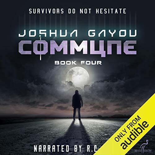 Commune: Book Four audiobook cover art