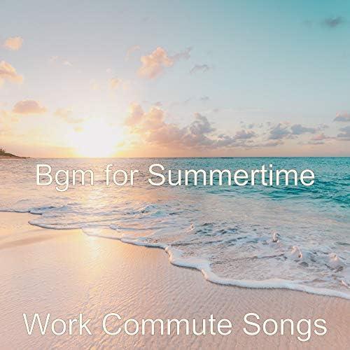 Work Commute Songs