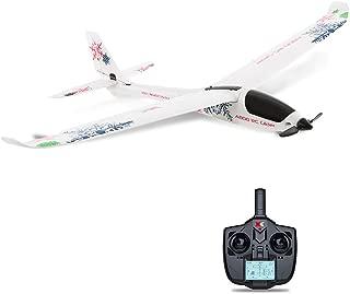 elegantstunning for XK A800 4CH 780mm 3D6G System RC Glider Airplane Compatible Futaba RTF
