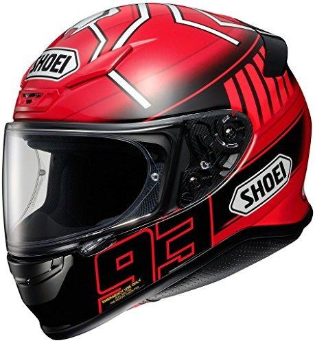 Shoei Rf-1200 Marquez 3 Tc-1 SIZE:LRG Full Face Motorcycle Helmet by Shoei