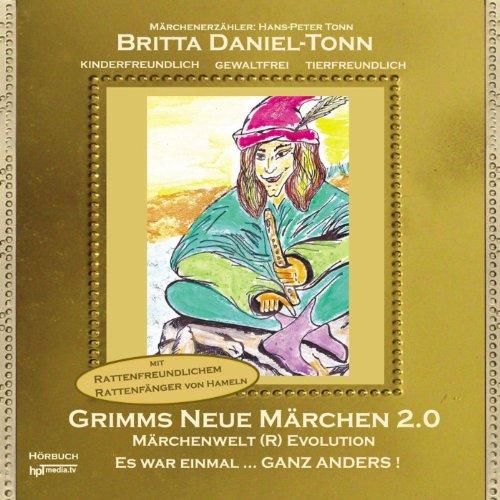 Grimms neue Märchen 2.0 Titelbild