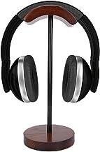 Yinuoday Headset Mount Rack Houten Gaming Oortelefoon Headset Hoofdtelefoon Standhouder Display Rack Desktop Organisatie
