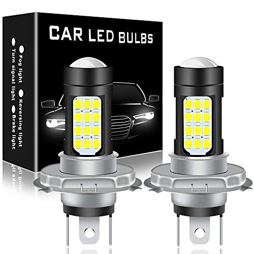 10x w5w Ampoules Lampes Ampoules Voiture w2.1x9.5d 12 V 5 W e4 UE autorisation