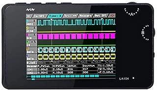 """サインスマート(SainSmart) LA104ハンドヘルド4チャンネル ロジック アナライザ、2.8""""カラーTFTスクリーンSPI I2C UARTプログラマブル100Msa / s最大サンプリングレート(SainSmart LA104 Handheld 4-Channel Logic Analyzer w/ 2.8"""" Color TFT Screen SPI I2C UART Programmable 100Msa/s Max Sampling Rate)"""