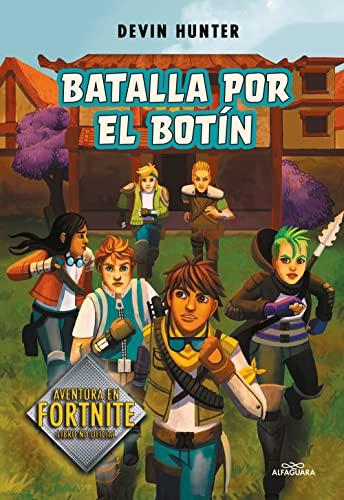 Batalla por el botín (Fortnite: Atrapados en Battle Royale 2)