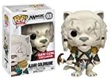 Funko Pop! Magic The Gathering Ajani Goldmane Vinyl Figure Gen Con Exclusive by Magic: the...