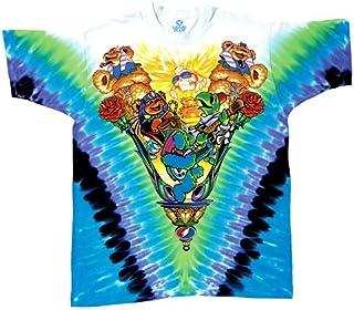 Liquid Blue Men's Grateful Dead Dead Sphinx Short Sleeve T-Shirt