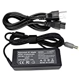 AC Charger Compatible with Lenovo Thinkpad E545 T530 T61 X140e X230;Edge 15 E420 E430 E520 E530 E535;SL500 SL510 T430u T520 X120e X130e X131e X200 X201 X220 X230t X300 X60 S230u Power(40Y7659)