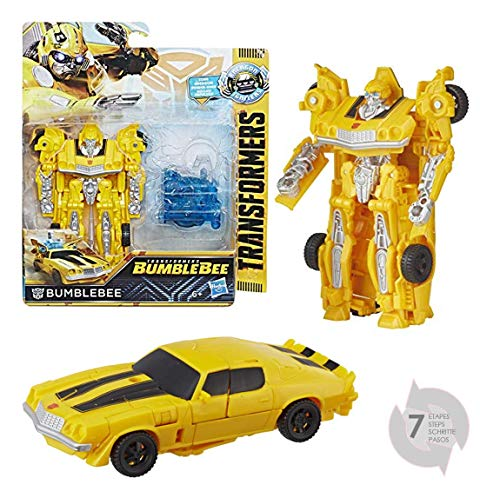 Transformers Movie 6 Energon Igniters Power Plus Bumblebee 2, Actionfigur