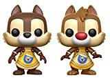Funko Figurine Disney - 2 Pack Chip and Dale [Importación Francesa]