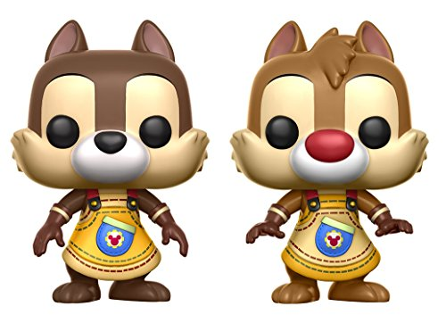 Funko Figurine Disney - 2 Pack Chip and Dale [Importacion Francesa]