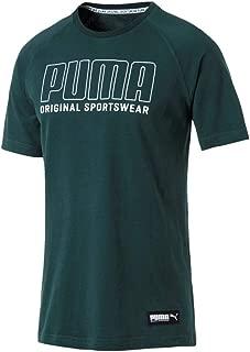 Puma Athletics Tee Big Logo Shirt For Men