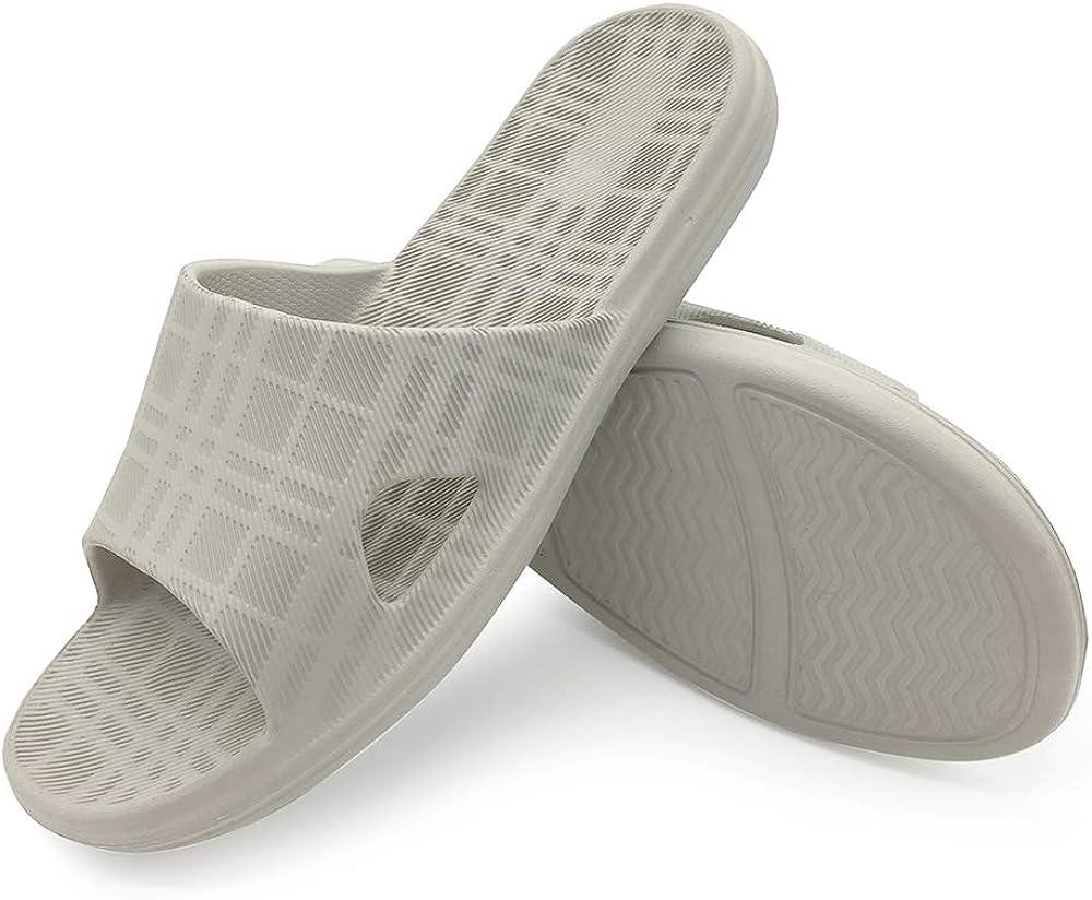 HEVA Zapatos de Playa y Piscina Unisex Adulto Ba/ñarse Sandalias