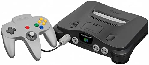 cheap nintendo 64 console