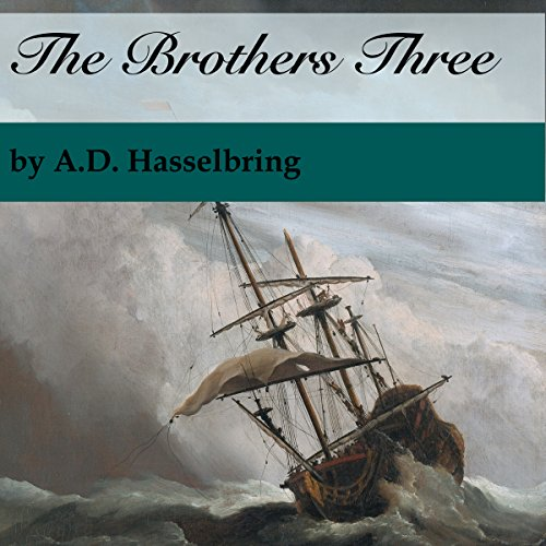 The Brothers Three audiobook cover art
