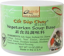 Quoc Viet Foods Vegetarian Soup Base 10oz Cot Sup Chay Brand