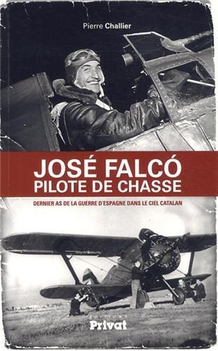 José Falco pilote de chasse