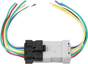 Window Regulator Wiring, Akozon Car Window Regulator Motor Wiring Plug Harness for Renault Clio