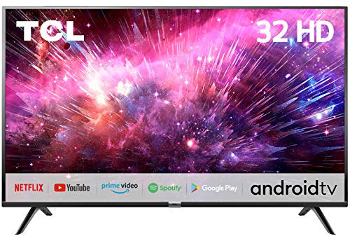 TCL 80 cm (32 inches) HD Ready Certified Android Smart LED TV