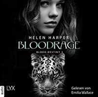 Bloodrage Hörbuch