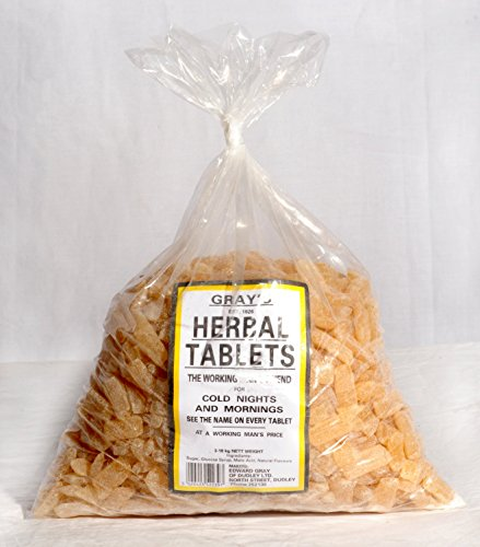 Grays Herbal Tablets - 227g (half pound))
