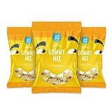 Marca Amazon - Happy Belly Surtido de gominolas, Paquete de 3 x 1000g