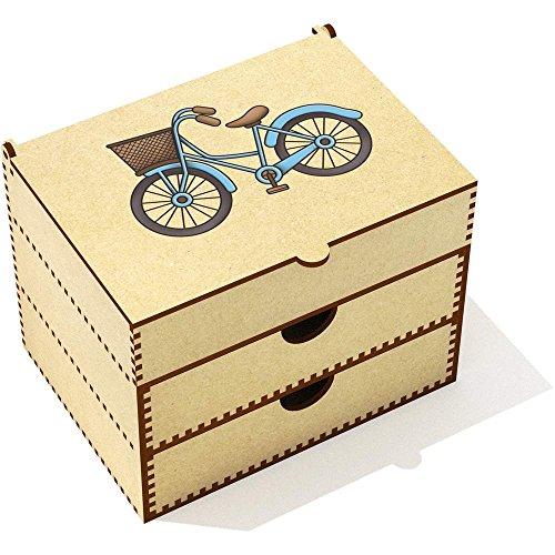 Azeeda 'Niederländisches Fahrrad' Kosmetikkoffer (VC00016802)