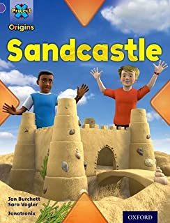 Project X Origins: Purple Book Band, Oxford Level 8: Buildings: Sandcastle by Jan Burchett (2014-01-09)