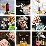 Zoom IMG-2 dinoka cocktail set 18 pezzi