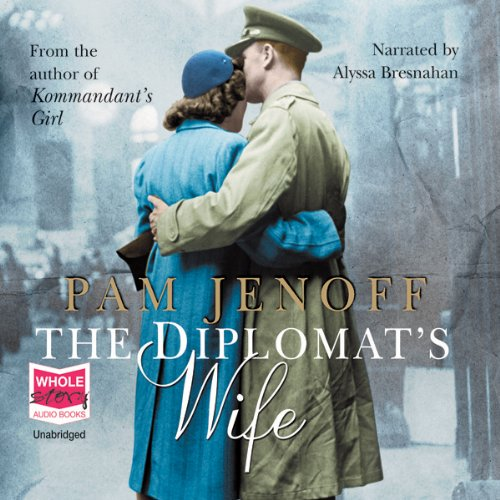 The Diplomat's Wife audiobook cover art