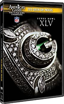 DVD NFL: America's Game 2010 Green Bay Packers Book