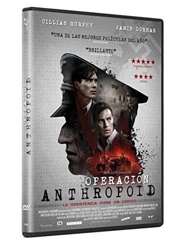 Operación Anthropoid [DVD]