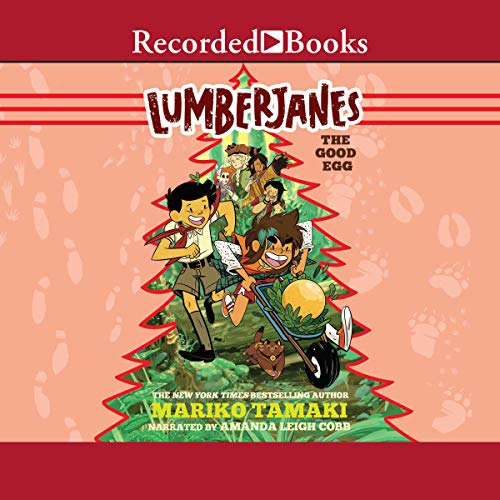Page de couverture de Lumberjanes: The Good Egg
