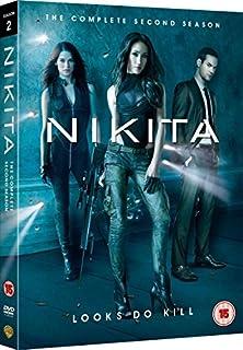 Nikita - Season 2 [DVD] [2012] (B00538VYCM) | Amazon price tracker / tracking, Amazon price history charts, Amazon price watches, Amazon price drop alerts