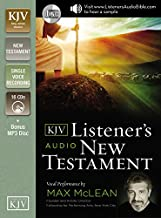 Listener's Audio New Testament-KJV