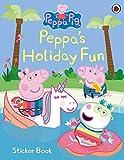 Peppa Pig: Peppa's Holiday Fun Sticker Book