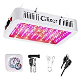 Giixer 1000W LED Grow Light, Dual Switch & Dual Chips Full Spectrum LED Grow Light Hydroponic Indoor Plants Veg and Flower-1000 wattt ( 10W LEDs 100Pcs)