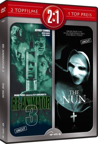 Re-Animator 3 / The Nun (2 DVDs)