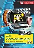 MAGIX Video deluxe 2020 Das Buch zur Software. Die besten Tipps und Tricks:: für alle Versionen...