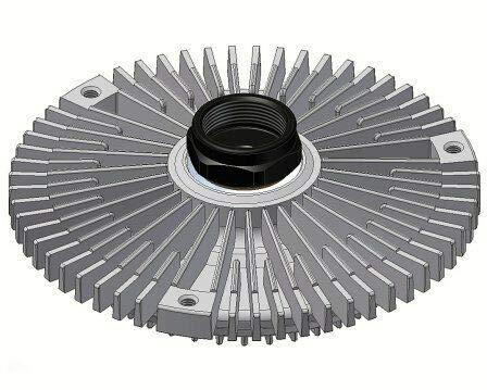 OEM ECLASS W210 Lüfterkupplung A1122000122 3.2 Benzin-Herstellerteil