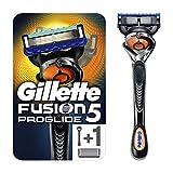 Gillette Fusion5 ProGlide Rasierer, 1 Rasierer mit 1 Rasierklinge