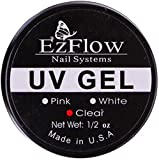 unique generic Nail Art UV Gel Builder (CLEAR) Tip Glue 15 ml