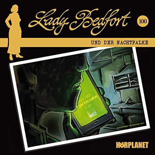 Der Nachtfalke audiobook cover art