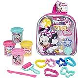 Disney - Plastilina infantil 4 Botes Plastilina Niños 3 años con moldes 2D y accesorios...