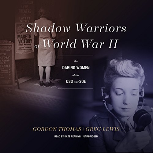 Shadow Warriors of World War II Titelbild