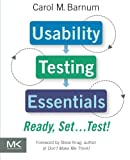 Usability Testing Essentials Cover Thumbnail