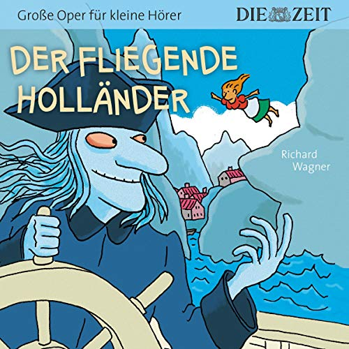 Der fliegende Holländer audiobook cover art
