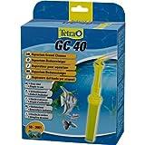 Tetra GC 40 Komfort Aquarien-Bodenreiniger mit Schlauch, Schnellstartventil und Fischschutzgitter, Saugrohrkonstruktion
