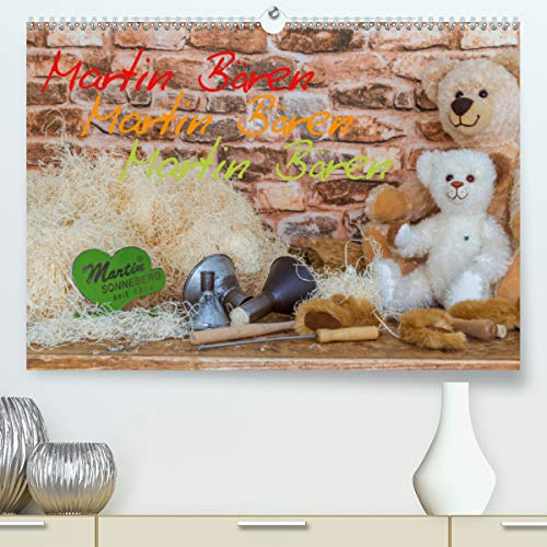 Martin Bären (Premium, hochwertiger DIN A2 Wandkalender 2021, Kunstdruck in Hochglanz)